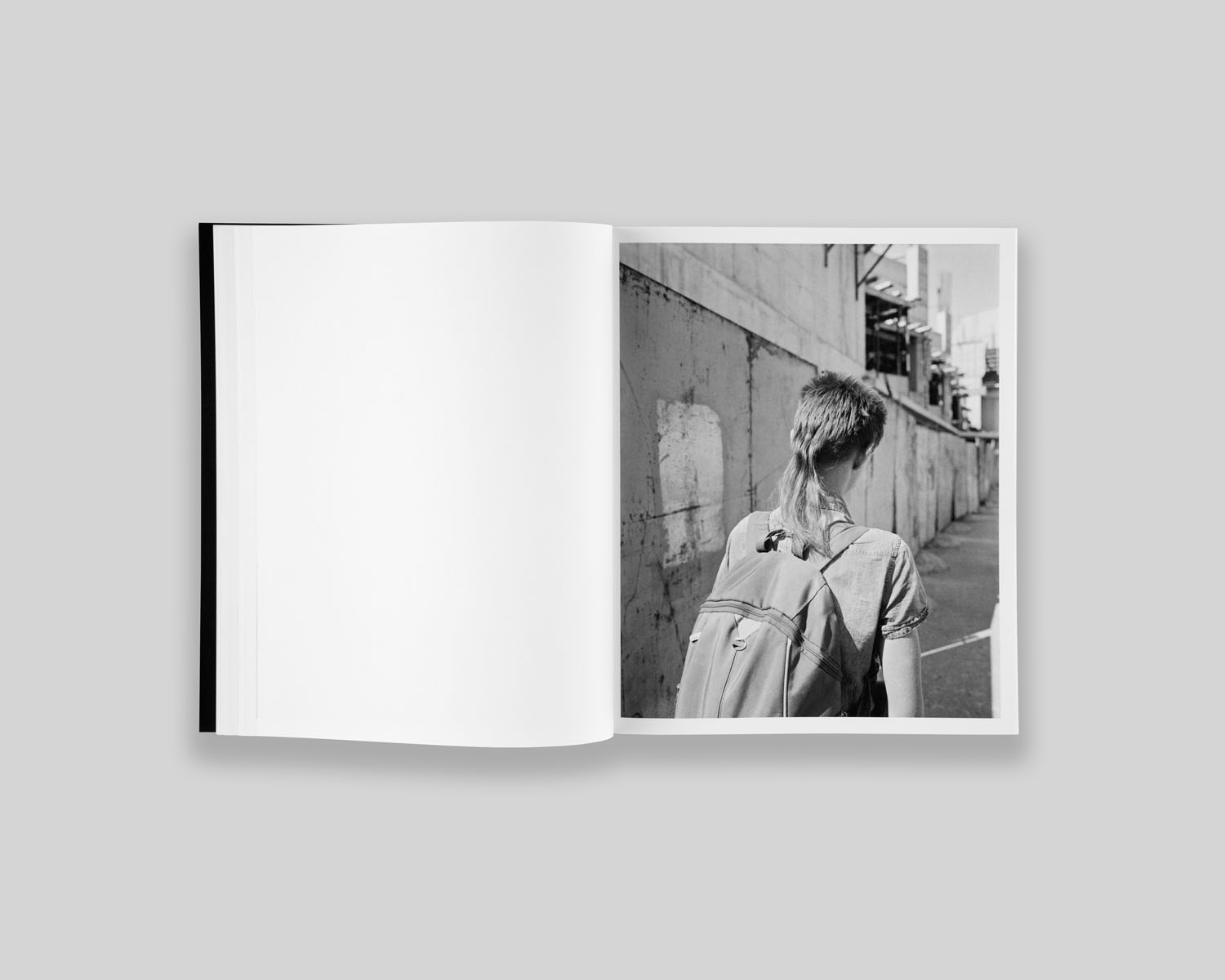 bertrand cavalier concrete doesn't burn book published by fw:books 2020